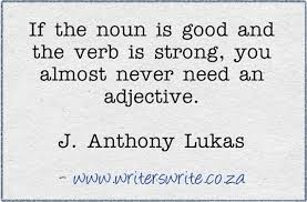 Writing Strong Sentences Writing Your First Novel Things You