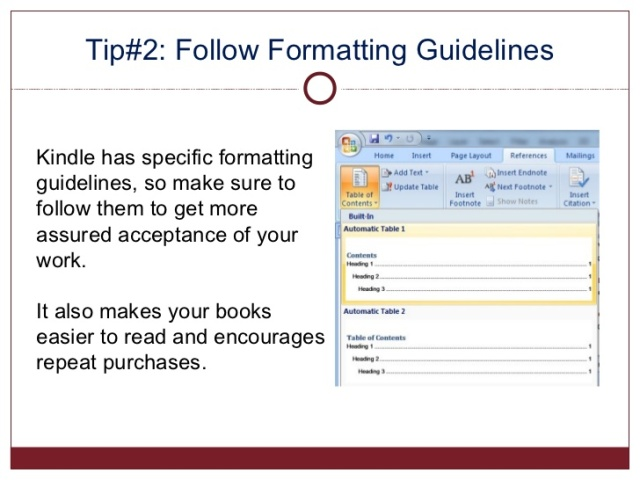 kindle tip 2